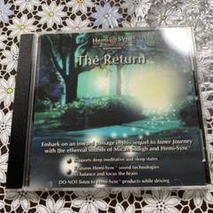 "Thumbnail of ""美品☆★The Return ザ リターン(ヘミシンクCD)☆★"""
