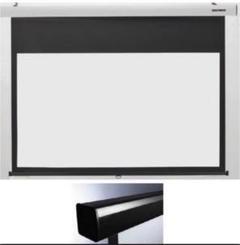 "Thumbnail of ""KIKUCHI SS-100HDPGK 100インチ スクリーン 黒"""