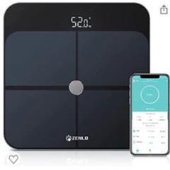 "Thumbnail of ""【2021年最新版】ZENLO 体重計 体組成計 体脂肪計 Bluetooth"""