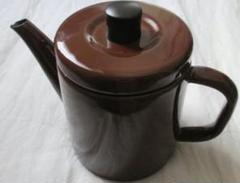 "Thumbnail of ""野田琺瑯 ポトル W.225×D.130×H.175 1.5L 茶"""
