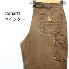 "Thumbnail of ""carhartt カーハート ペインター ダック地 パンツ 革タグ ワイド"""