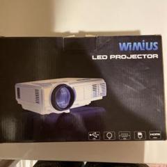 "Thumbnail of ""WiMiUS LEDプロジェクター"""