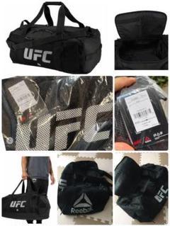 "Thumbnail of ""【新品未使用】Reebok × UFC ダッフルバッグ"""
