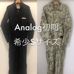 """Thumbnail of """"2着初期 Analog つなぎ ワンピース S カモフラ ブラック burton"""""""