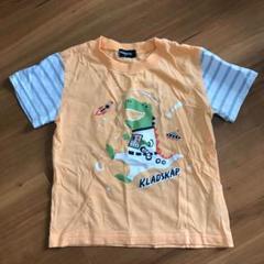 """Thumbnail of """"中古 クレードスコープ 宇宙恐竜 Tシャツ 110"""""""