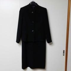 """Thumbnail of """"東京ソワール 大きいサイズ ブラックフォーマル ワンピーススーツ サイズ13号"""""""