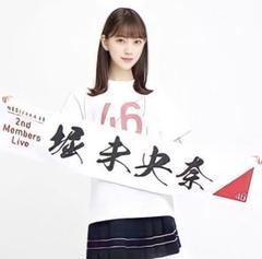 "Thumbnail of ""乃木坂46 堀未央奈 2期生ライブ 推しメンマフラータオル"""