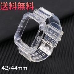 "Thumbnail of ""Apple Watch バンド クリアケース 42/44mm"""
