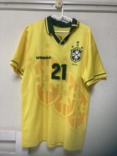"Thumbnail of ""ブラジル代表  1994年ヴィオラユニフォーム"""