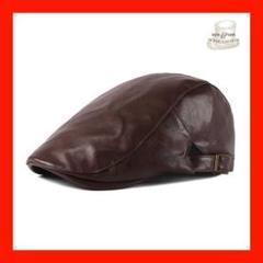 """Thumbnail of """"O ハンチング帽 茶色 ハンチング ベレー帽 8m2cC013"""""""