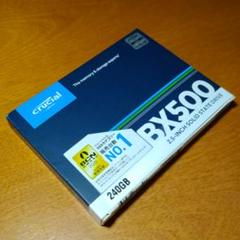 "Thumbnail of ""crucial CT240BX500SSD1JP"""