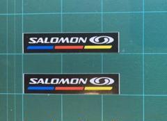 "Thumbnail of ""SALOMON ステッカー 2枚"""