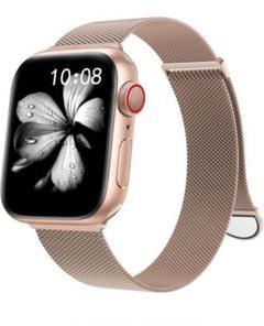 Apple Watch バンド コンパチブル アップルウォッチバンド ステンレス