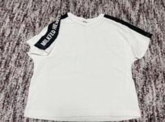"""Thumbnail of """"ミルクフェド MILKFED. Tシャツ カットソー 半袖  プリント 黒 白"""""""