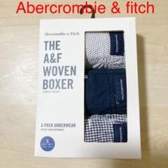 "Thumbnail of ""【新品 未使用】Abercrombie & fitch トランクス 3個セット"""