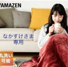 "Thumbnail of ""山善 フランネル電気敷毛布 YMS-FK31"""