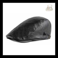 """Thumbnail of """"O ハンチング帽 黒 ハンチング ベレー帽 7m30SC012"""""""