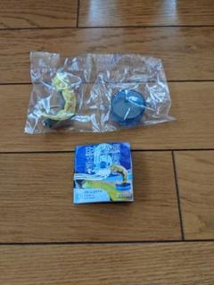 """Thumbnail of """"海洋堂 日本水族館立体生物図録 6 グリーンイグアナ イエロー 単品"""""""