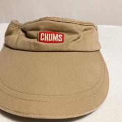 """Thumbnail of """"レア 90s CHUMS アースカラー サンバイザー キャップ 帽子"""""""