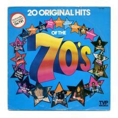 "Thumbnail of ""20 Original Hits Of The 70's /ソウルミュージック"""