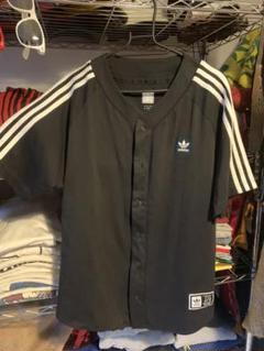 "Thumbnail of ""アディダス adidas ベースボールシャツ"""