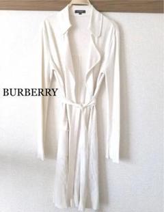 "Thumbnail of ""BURBERRY ロングカーディガン 薄手"""
