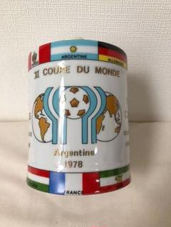 "Thumbnail of ""FIFA ワールドカップ 1978アルゼンチン大会 記念コニャック 限定品"""