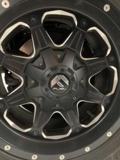 "Thumbnail of ""FUEL wheel  17インチ265/70"""