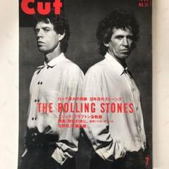 """Thumbnail of """"Cut JULY/1993 No.22 ロックの最大の奇跡30年目のストーンズ"""""""