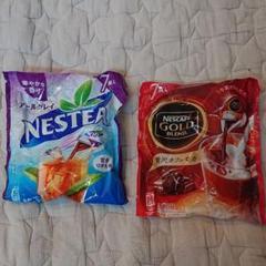 "Thumbnail of ""Nestlé アールグレイ&贅沢カフェモカ(希釈用)"""
