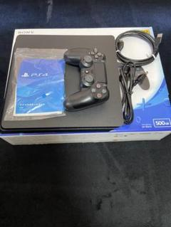 """Thumbnail of """"PlayStation4 PS4 本体 500GB CUH-2100AB01"""""""