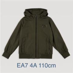 "Thumbnail of ""EA7 ブルゾン4A 110cm"""