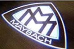 "Thumbnail of ""マイバッハ Maybach ロゴカーテシライト メルセデスベンツ 2個セット"""