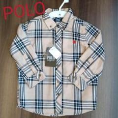 "Thumbnail of ""POLO babyのチェックシャツ Size110"""
