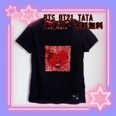 """Thumbnail of """"【未使用★送料無料】BT21 TATA スパンコールパジャマ (Tシャツのみ)"""""""