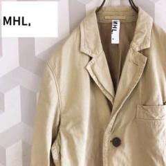 """Thumbnail of """"【MHL.】M 背抜き コットンワークジャケット ベージュマーガレットハウエル"""""""