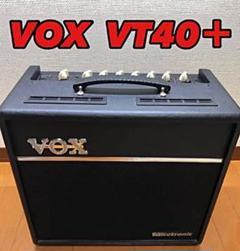 "Thumbnail of ""真空管搭載 ギターアンプ VOX valvetronix VT40+"""