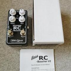 """Thumbnail of """"Xotic Bass RC Booster V2 ベース ブースター"""""""