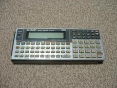 "Thumbnail of ""ポケットコンピューター SHARP PC-1470U ジャンク品"""