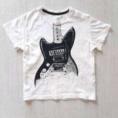 "Thumbnail of ""ニルバーナ ロック ギター Tシャツ"""