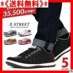 """Thumbnail of """"《送料無料》 メンズ 靴 黒 シューズ 低反発 キルティング ホワイト 白 3"""""""