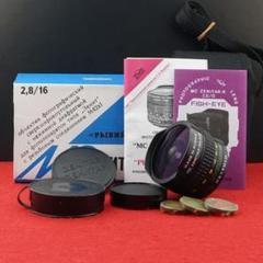 "Thumbnail of ""【美品】Zenitar 16mm F2.8 Fish-EYE CONTAX"""