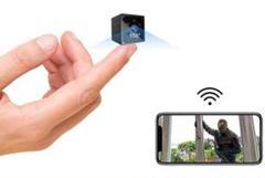 "Thumbnail of ""小型カメラ 防犯カメラ 4K HD高画質 WiFi アプリ接続可"""