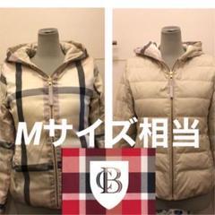 """Thumbnail of """"クレストブリッジ リバーシブル ダウン Mサイズ 38 三陽商会"""""""