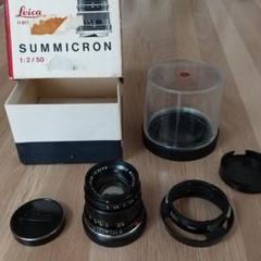 "Thumbnail of ""ズミクロンM50mmF2"""