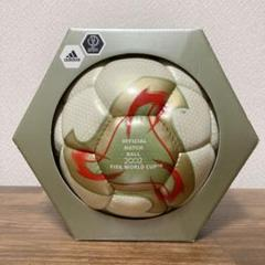 """Thumbnail of """"adidas フィーバーノヴァ 日韓 ワールドカップ2002 公式試合球 ボール"""""""