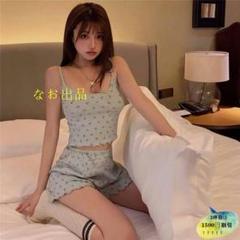 """Thumbnail of """"パジャマ レディース 夏 セクシー ゆるかわ オフショルダー かわいい 韓国5"""""""