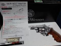 "Thumbnail of ""タナカワークス S&W M327 M&P R8 ver2 2inch ステンレス"""