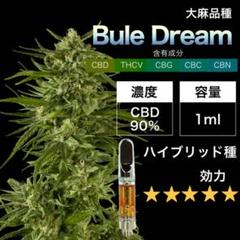 "Thumbnail of ""CBD 90%リキッド1ml BlueDream"""