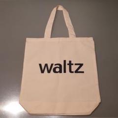 """Thumbnail of """"waltz トートバッグ エコバッグ(カセットテープ ラジカセ ウォークマン)"""""""